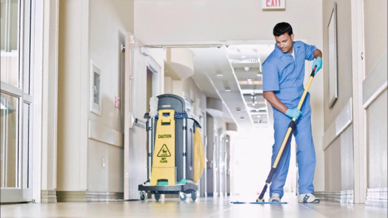 النظافة العامة للمنزل